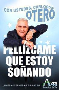 Los Pellizcos que Carlos Otero Recibió