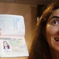 """""""Buscando visa para un sueño"""""""