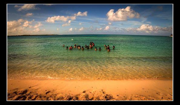 Playa Santa Lucia. Foto: Carlos E. Escalona Marti