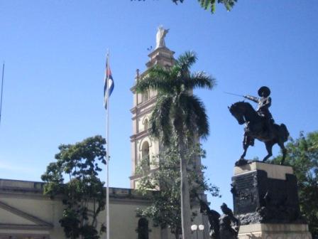 Monumento Ignacio Agramonte. Foto: Julio C. M.