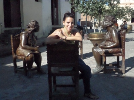 Camagüey 2014. Camara de Magda Iris