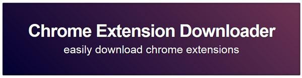 Descarga Extensión Chrome